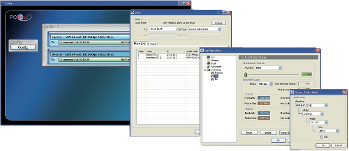 Image of Prodys, PcNet software.